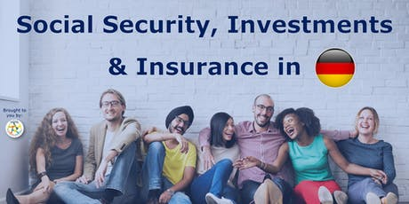 Social Security, Investments & Insurance in Germany Tickets