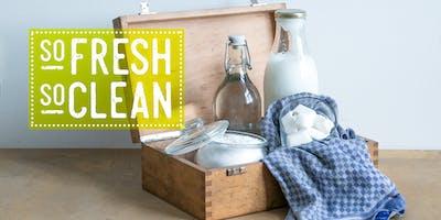 Das bisschen Haushalt - So fresh, so clean