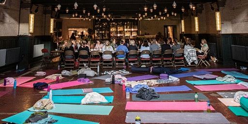 Daylight :: Detox Yoga Brunch at The Mowbray