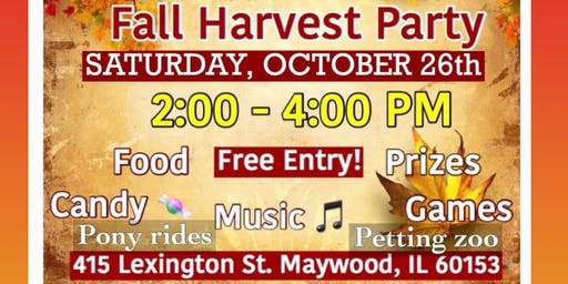 Fall Harvest Party