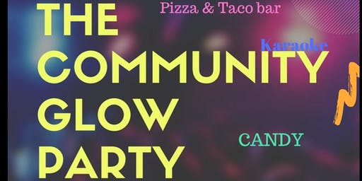Community Glow Party