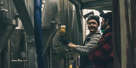 Siren Brewery Tours 2020 tickets