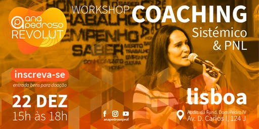 Workshop Coaching Sistémico & PNL em Lisboa