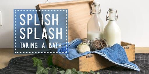 Das bisschen Haushalt - splish splash taking a bath