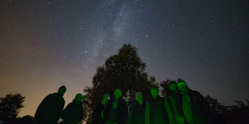 Group Stargazing Brecon Beacons - Celtic Mythology