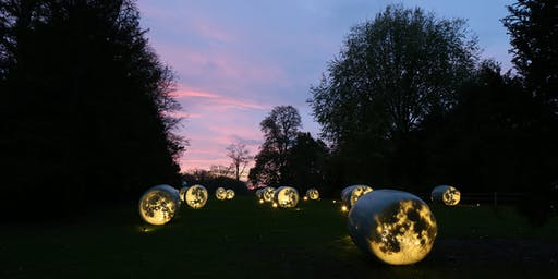 PREVIEW PARTY: Bruce Munro 'Time & Place'