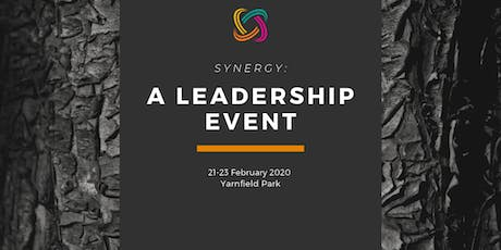 Synergy Leadership Event 2020 tickets