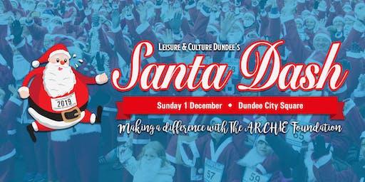 Dundee Santa Dash 2019