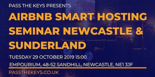 Airbnb Smart Hosting Seminar - Newcastle & Sunderland