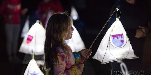 Lantern Making Workshop for Exeter Christmas Lights '5 Nights of Lights'
