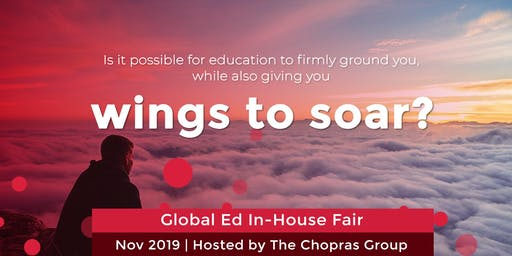 Global Ed In-House Fair 2019 in Coimbatore - FREE Entry