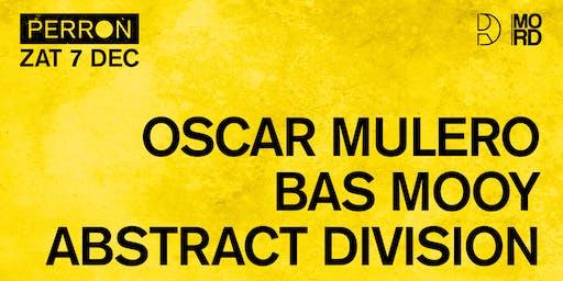 MORD & DR - OSCAR MULERO, BAS MOOY, ABSTRACT DIVISION