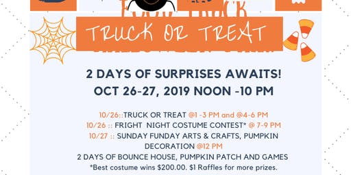 Food Truck or Treat
