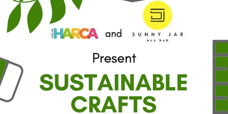 Sustainable Arts and Crafts- Make your own Christmas Ornaments tickets