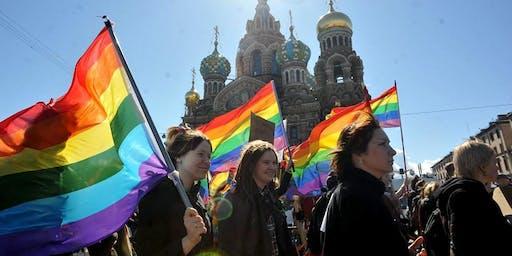 Dimitrii Tolkavhev: Russia and Anti-LGBT Legalisation