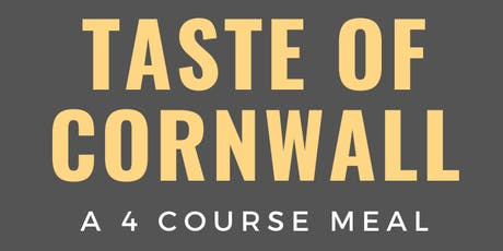 Taste of Cornwall *Christmas* tickets