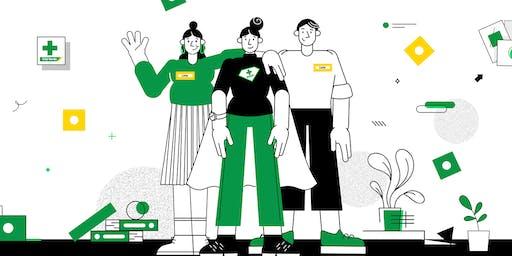 Lideres más humanos - Cruz Verde