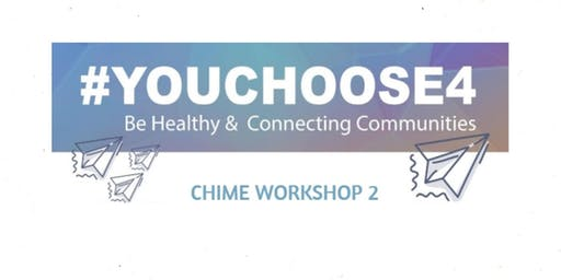 #YouChooseCHIME Workshop 2