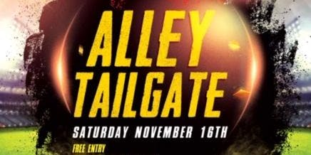 Alley Tailgate