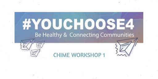 #YouChooseCHIME Workshop 1