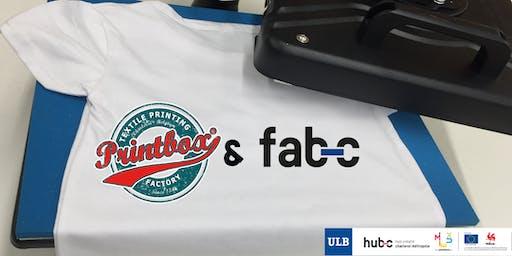 OpenLab : Fabriquez votre T-Shirt