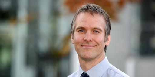 Professorial Lecture: Professor Cormac Ryan
