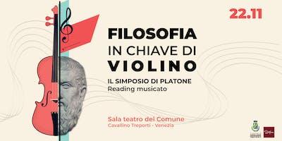 Filosofia in chiave di violino | Il Simposio di Platone