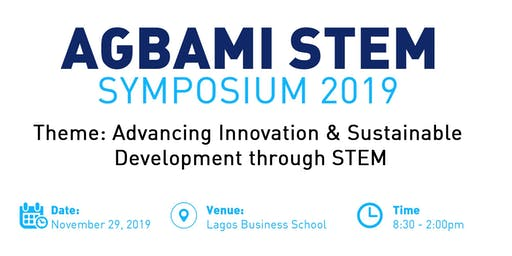 AGBAMI STEM EDUCATION SYMPOSIUM 2019