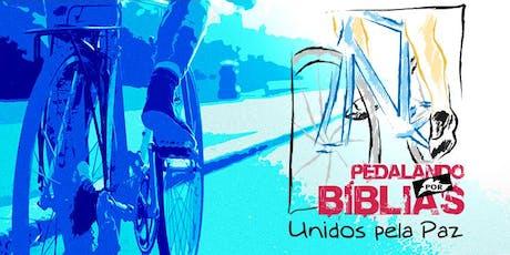 Pedalando por Bíblias em Belém (PA) ingressos