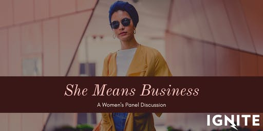 Women In Business Round-table Discussion