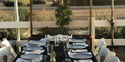 Ophelia's Place Spring Fundraiser: Slow Supper