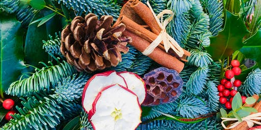 Christmas Table Decoration Workshop and Festive Nibbles