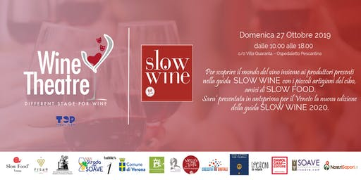 WINE THEATRE: different stage for wine - Verona