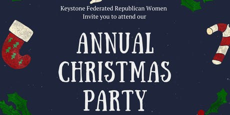 KFRW Annual Christmas Party tickets