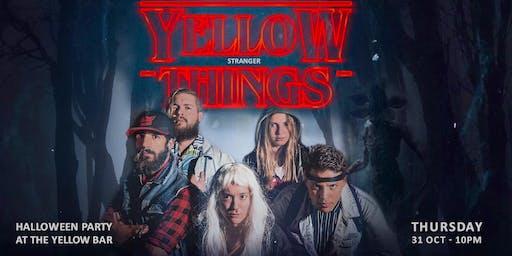 Yelloween - Halloween at The Yellow Bar