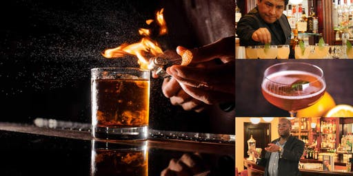 The Art of Cocktails — Tasting & Workshop in Private Members-Only Bar