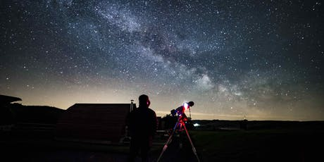 Mid Wales - Stargazing Weekend tickets