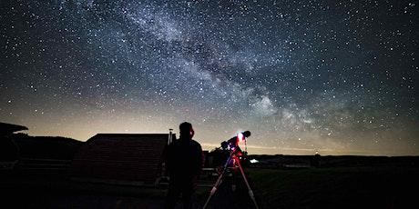 Mid Wales - Stargazing Weekend tickets