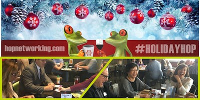 Holiday HOP NEO! Regional Happy Hour Networking *Open to All - MUST Register*
