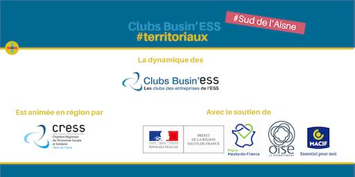 4ème Club Busin'ESS  #Sud de l'Aisne