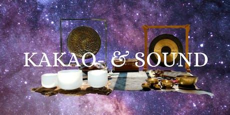 Kakao- & Sound ´Zeremonie | Zwischen den Tagen in Kiel Tickets