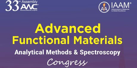 Advanced Functional Materials Congress tickets