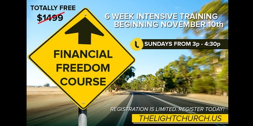 FINANCIAL FREEDOM COURSE (TOTAL HEALTH TRACK)