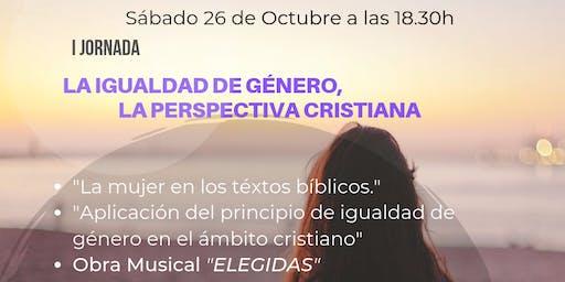 "I Jornada ""La Igualdad de Género, La Perspectiva Cristiana"""