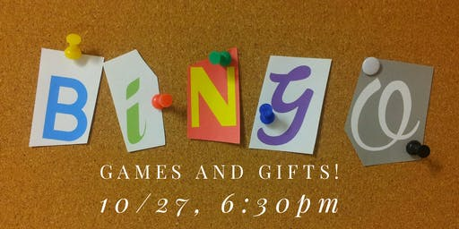 Games & Gifts- Thriving Families member appreciation