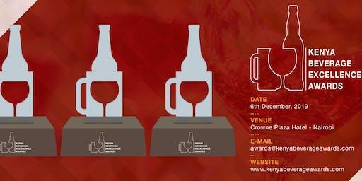 Kenya Beverage Excellence Awards & Gala Dinner 2019