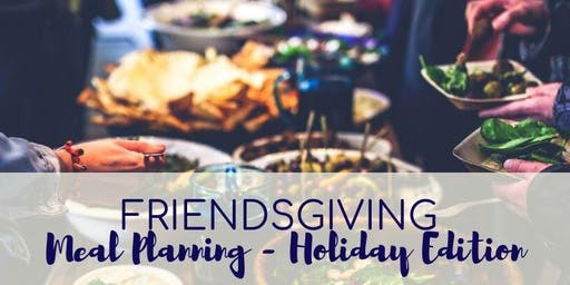 Holiday Meal Planning Course