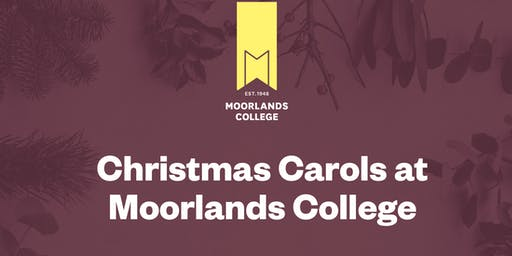 Christmas Carols at Moorlands College
