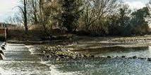 Beeleigh water Falls Maldon Circular River and Canal Walk