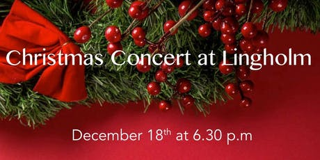 Christmas Concert at Lingholm tickets